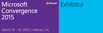 Microsoft Convergence Banner