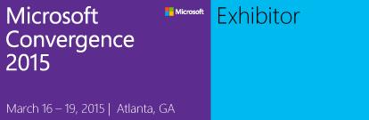 Microsoft Convergence Banner