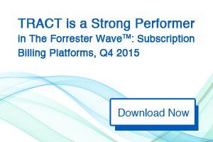A Strong Performer in The Forrester Wave™: Subscription Billing Platforms, Q4 2015