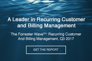 A Leader in Recurring Customer and Billing Management